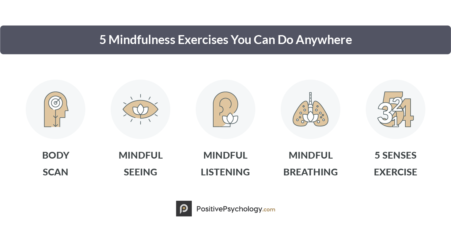 22 Mindfulness Exercises Techniques Amp Activities For