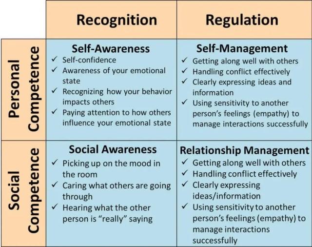 Emotional Intelligence Frameworks
