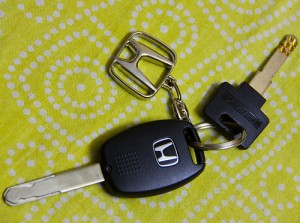 My Honda Keys