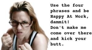 Four Fantastic Phrases