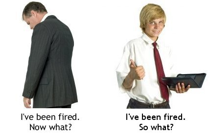 fired - How To Get Hired After Being Fired Or In Downtimes