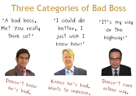 How to deal with a bad boss - The Chief Happiness Officer Blog
