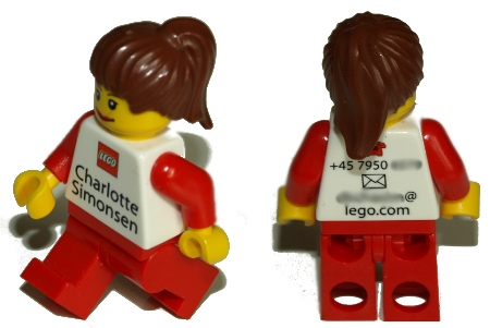 Coolest business card ever the chief happiness officer blog lego business card colourmoves