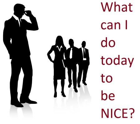 Nice boss