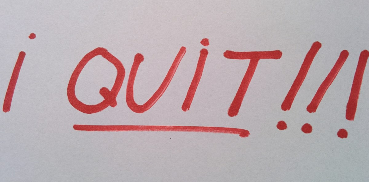 Top 5 Myths About Quitting Your Job The Chief Happiness Officer Blog