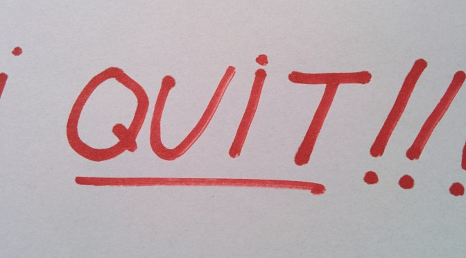 Top  Myths About Quitting Your Job  The Chief Happiness Officer Blog