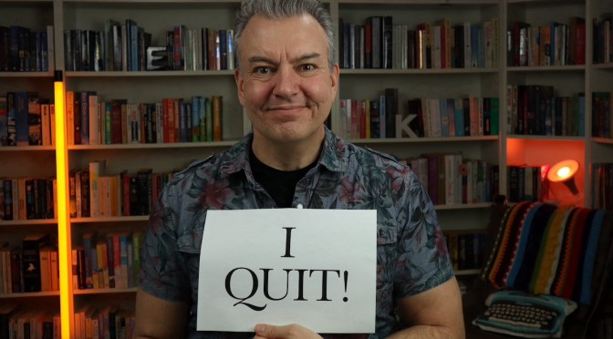 I QUIT! How you get out of a bad job before it's too late.