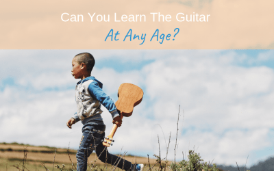 Can You Learn The Guitar At Any Age?