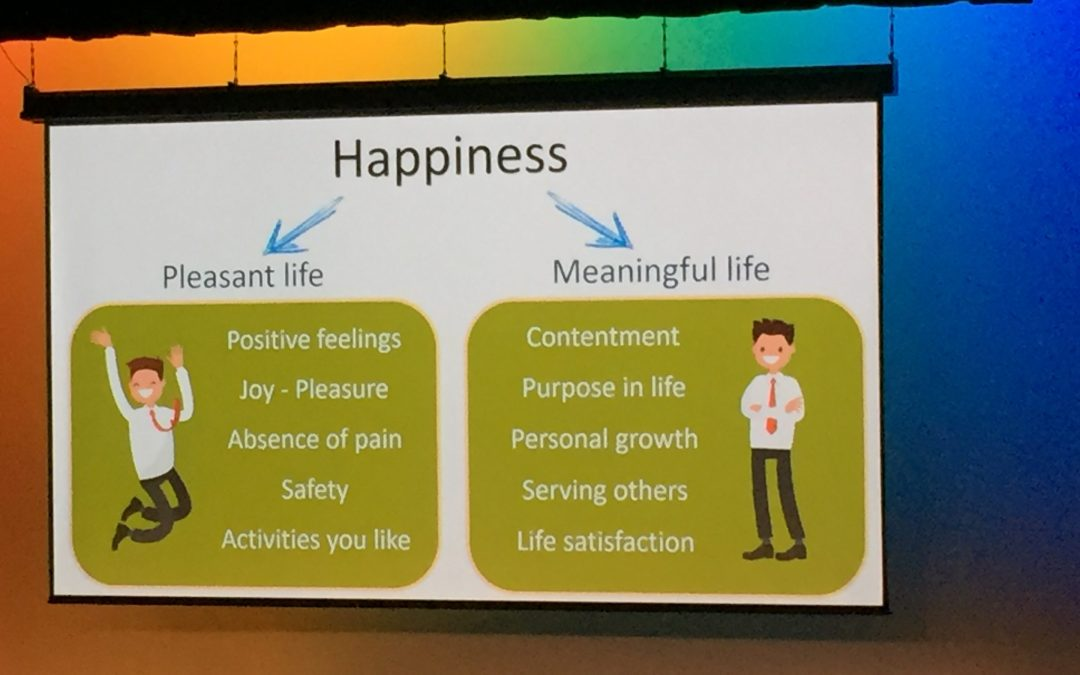 Autism & Happiness #APAC17