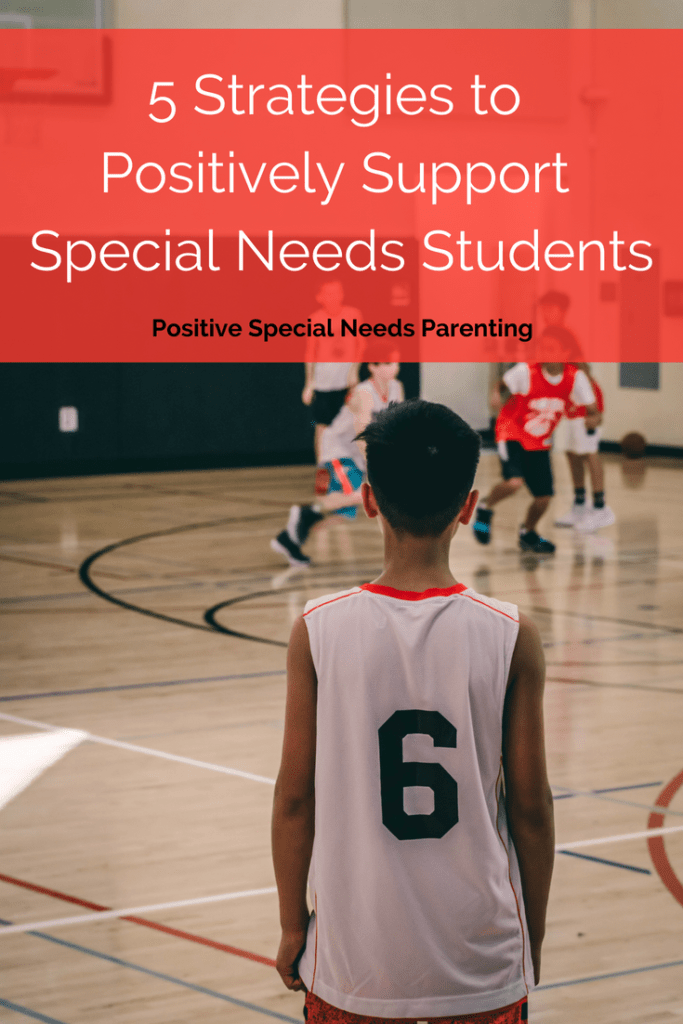 5 Strategies to Positively Support Special Needs Students - positivespecialneedsparenting.com