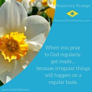 pray reg