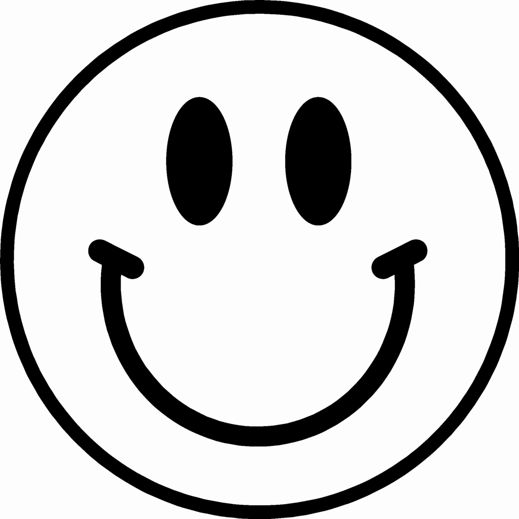 Smiley Face Vector Awesome Smiley Face Transparent