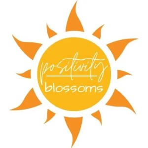 about positivity blossoms logo image