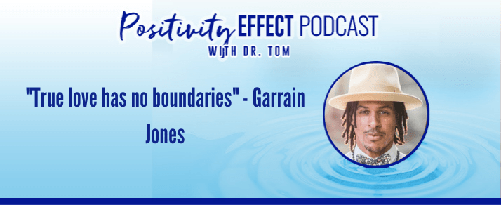 136: Raising Our Voice For Change, Joining In Unity And Seeing The True Beauty In Color – Garrain Jones