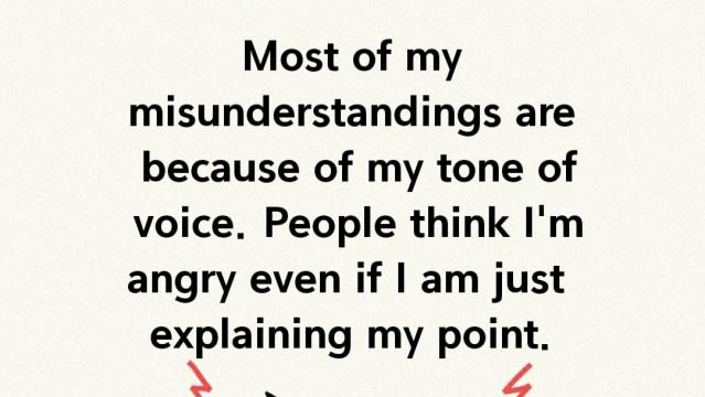 Don't misinterpret me