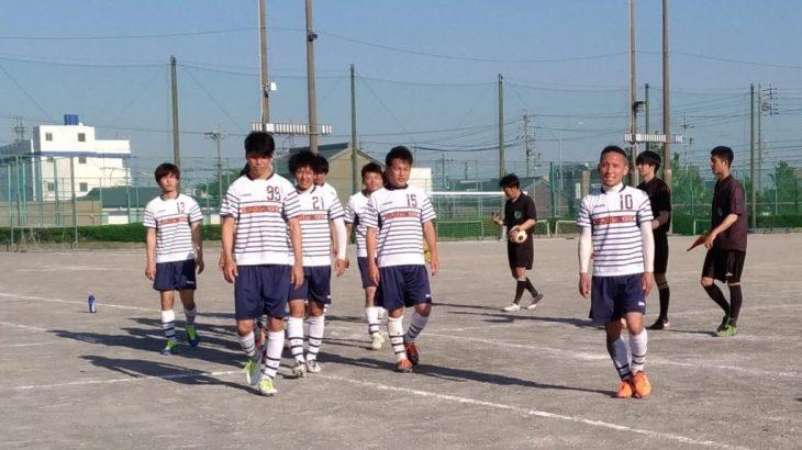 西尾張社会人サッカーリーグ2部第1戦