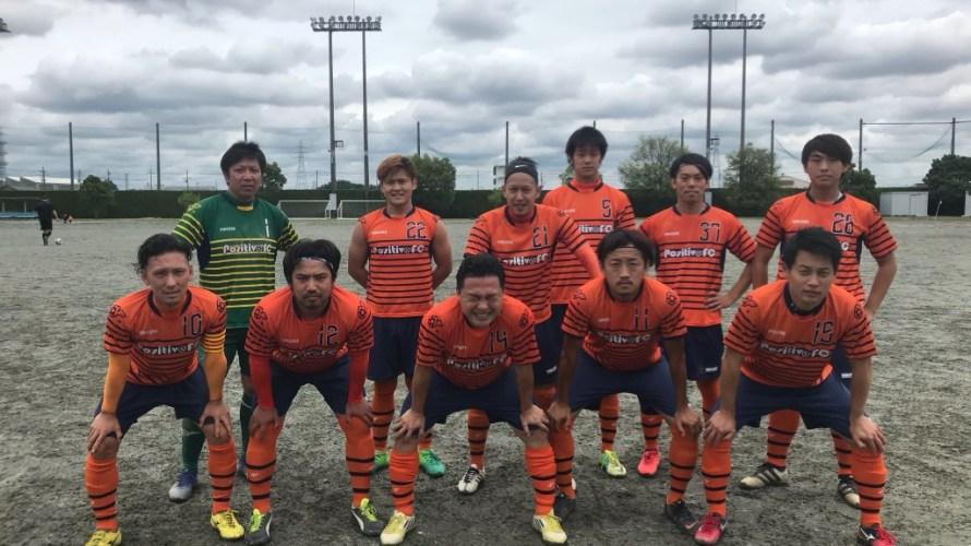 西尾張社会人サッカーリーグ1部第6戦