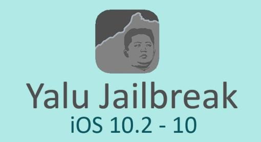 yalu jailbreak ios 10.2