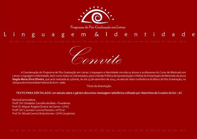 Convite Nagila