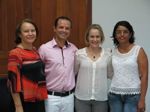 2016 - Defesa de dissertação de Mayra Raelly da Costa Silva Saar