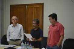 2017 - Defesa de dissertação de Linneker Belinni Jovino Maia