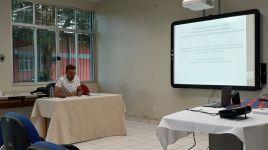 2018 - Defesa de dissertação de Samyr Alexssander Farias Leite