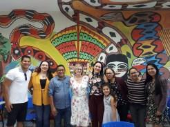 2018 - Defesa de dissertação de Cristiane Moreno de Andrade