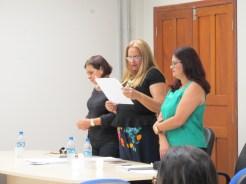 2018 - Defesa de dissertação de Adriana Azevedo Santiago Sales