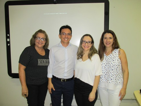 2018 - Defesa de dissertação de aluno Antonio Artherson Silva da Cruz