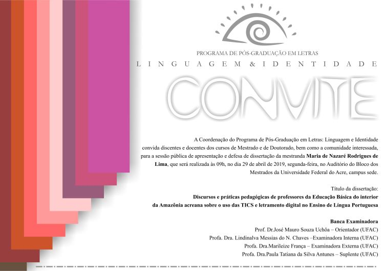 Convite Defesas Nazaré