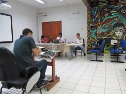 2019 - Defesa de dissertação de mestrando Rodrigo Monteiro de Carvalho