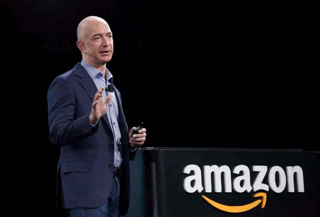 Jeff Bezos ima 202 milijarde dolara