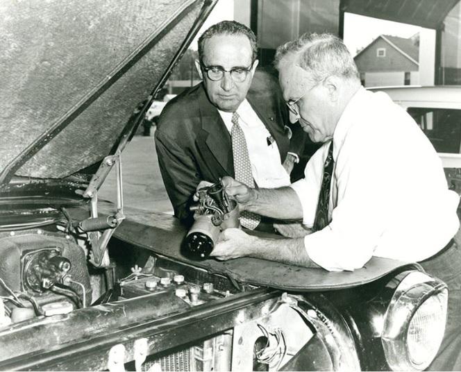 Čovjek koji je izumio tempomat je bio slijep