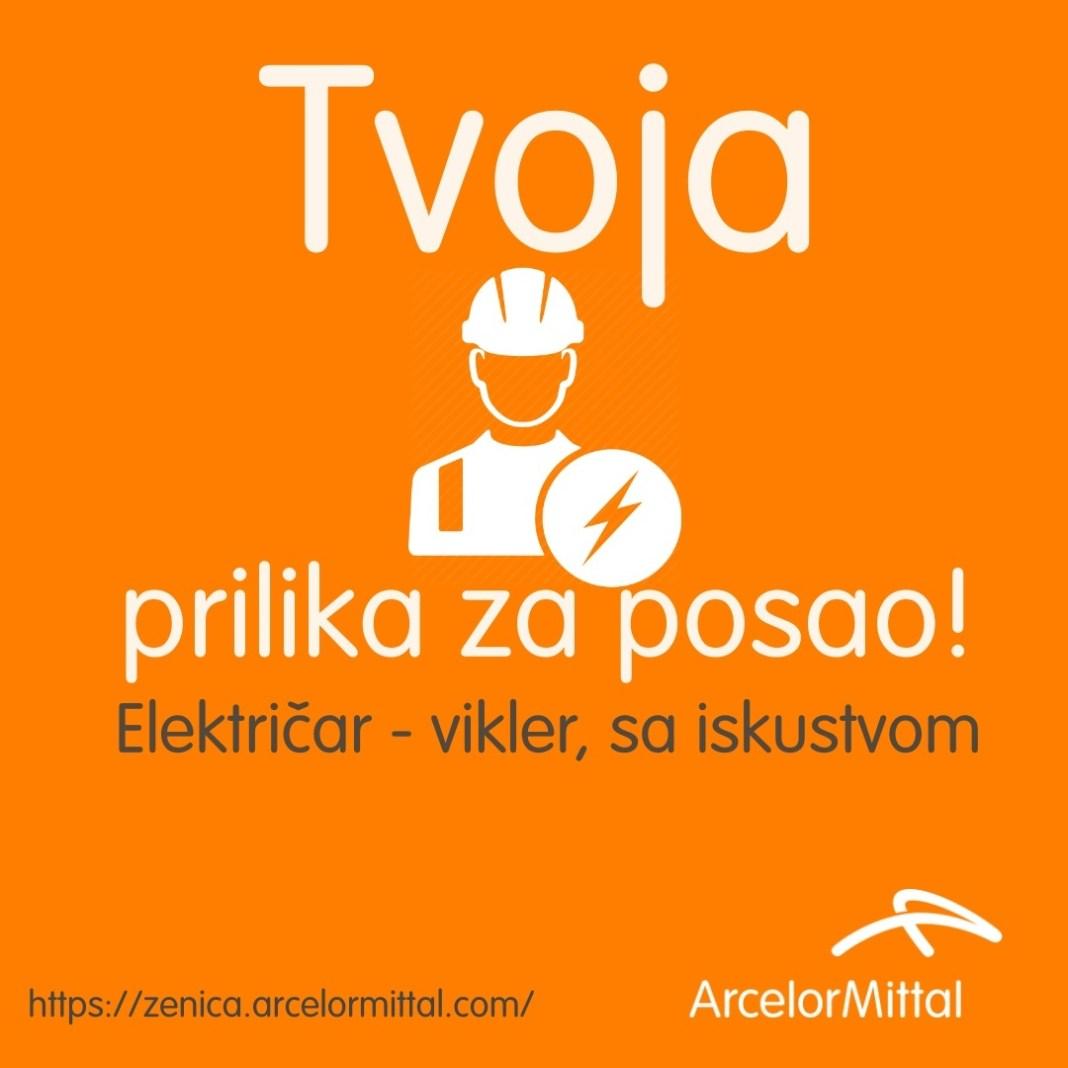 ArcelorMittal Zenica zapošljava