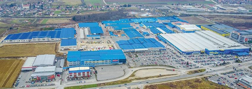 FIS - od trgovina na malo do vodećih europskih prodajnih centara