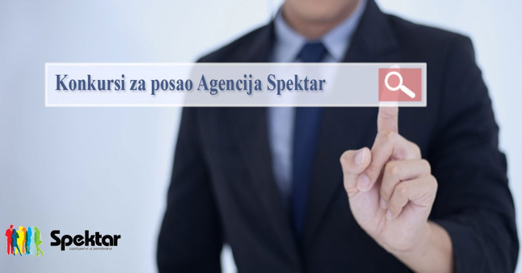 Agencija Spektar - najstarija agencija za posredovanje pri zapošljavanju u BiH