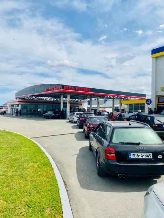 Otvorena 47. benzinska pumpa Hifa Petrol u Orašju