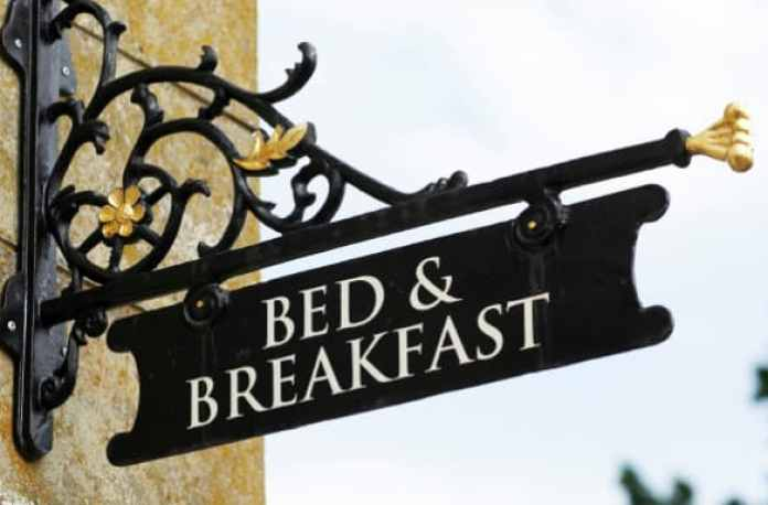 Kako da otvorite Bed & Breakfast motel ?!