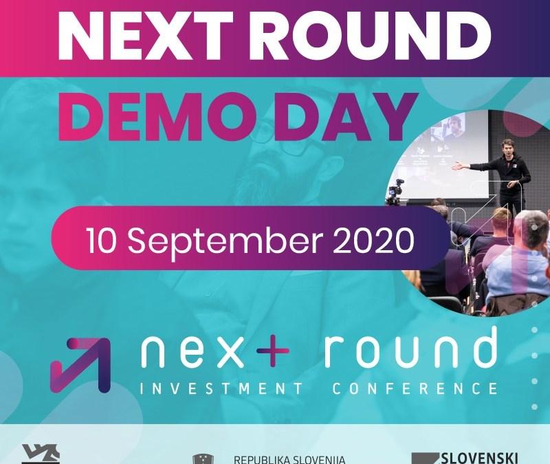 Next Round Demo Day 2020