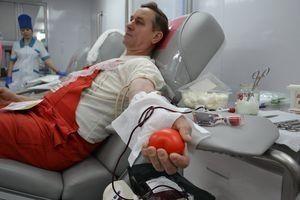 Как получить звание почетный донор россии