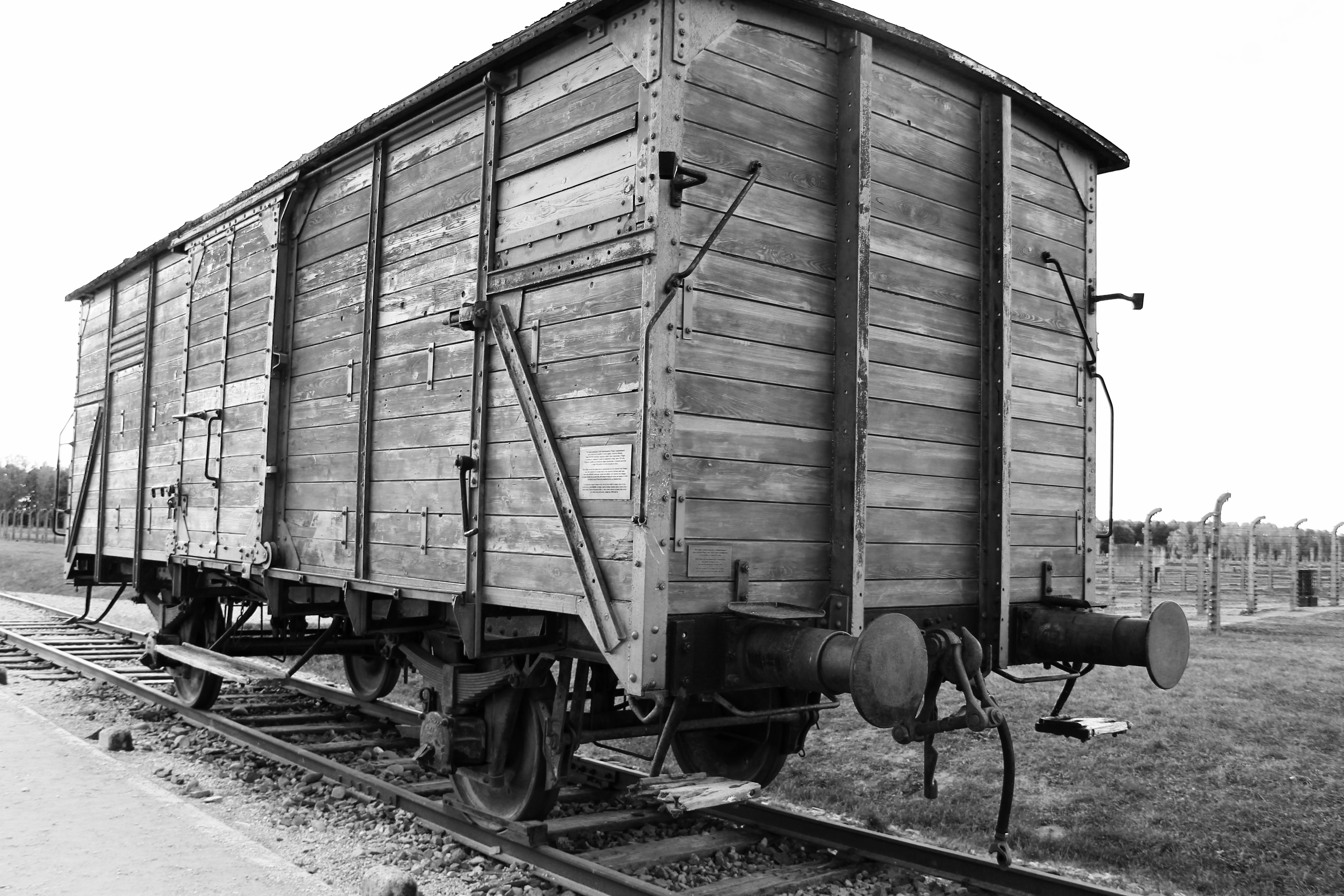 Munich To Auschwitz By Train