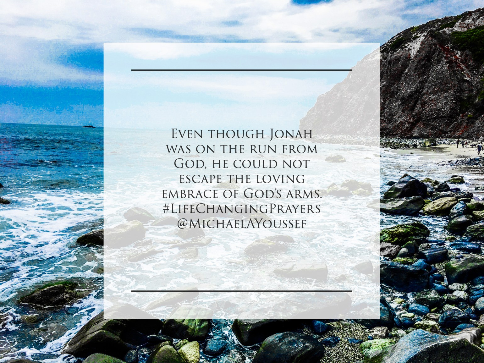 Prayer - Jonah