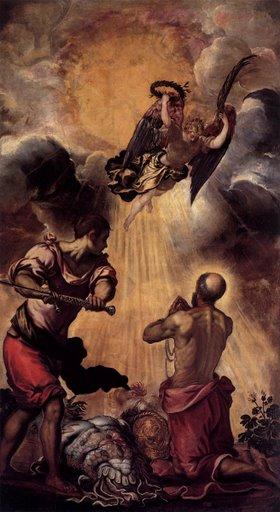Paul Follows in the Spirtual Warfare of Jesus, even to Death