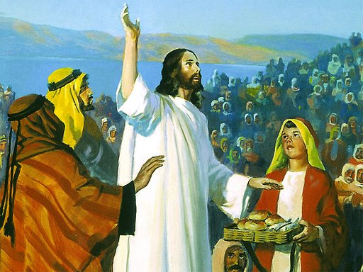 Jesus Is The Great I AM SEEKING JESUS