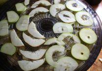 Apfelverwertung.