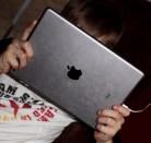 iPad - für Kind Nummer Zwei am frühen Morgen