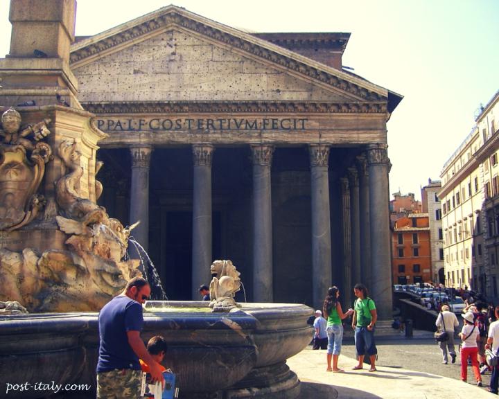 templo em Roma: Panteão