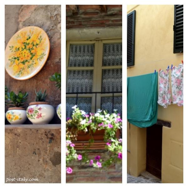 cenas de vida na Itália