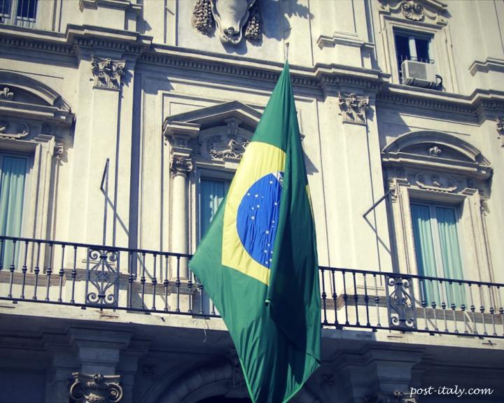 embaixada brasileira em roma