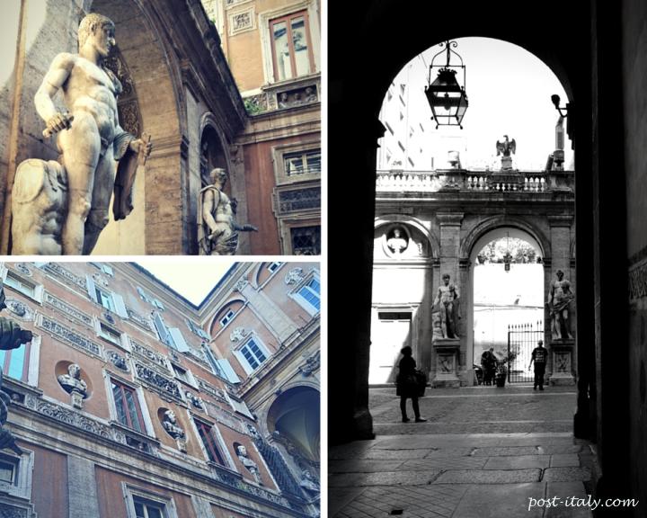 Palazzo Mattei em Roma
